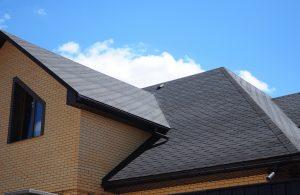 Asphalt shingles roofing construction repair. Problem Areas for House asphalt shingles Corner Roofing Construction Waterproofing. Rain gutter system.