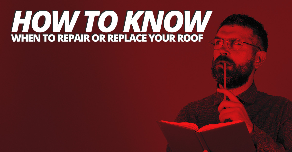 Blog Image of How To Know When To Repair Or Replace Your Roof
