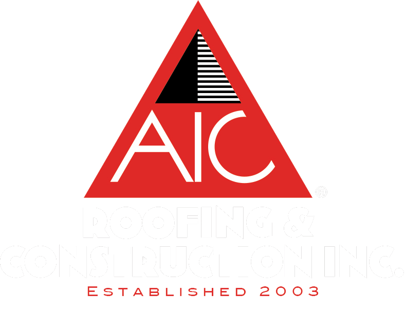 AIC Roofing & Construction Logo