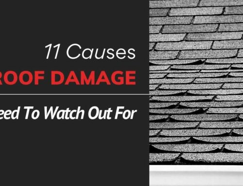 11 Causes Of Roof Damage You Need To Watch Out For